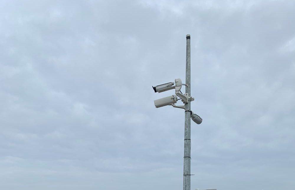 Uruchomienie instalacji testowej do multispektralnej obserwacji ruchu drogowego